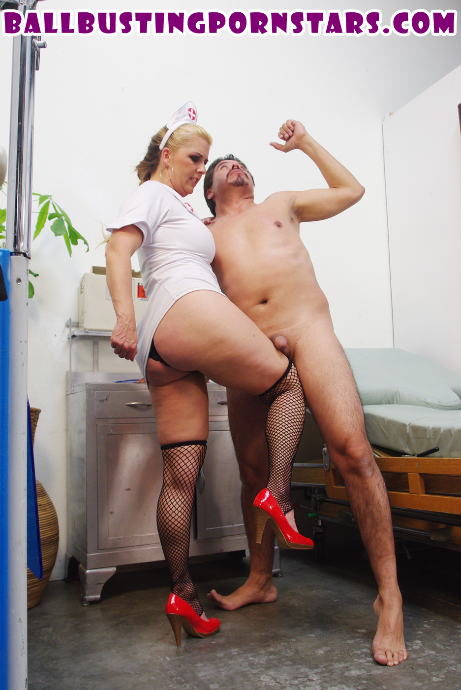 Not joclyn stone ballbusting are mistaken
